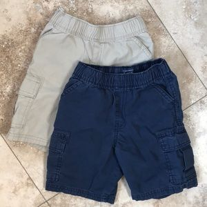 The Children's Place boys 3T shorts - 2 pairs